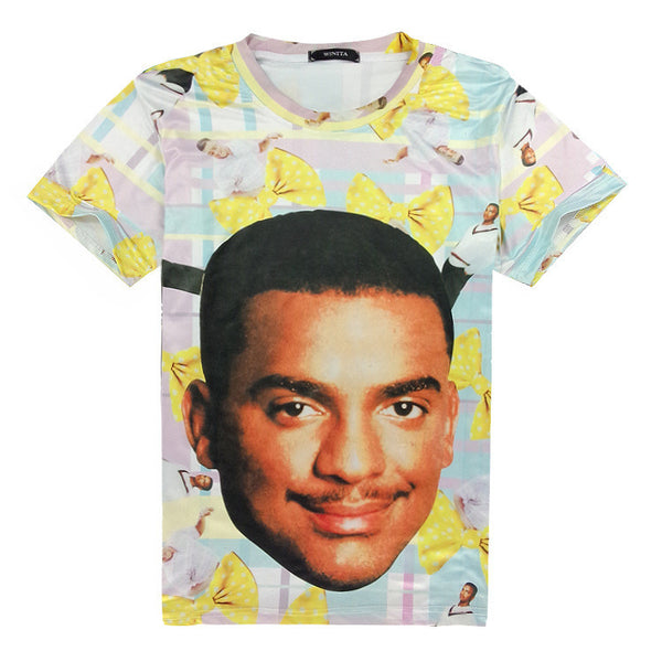 Fresh Prince Karlton T Shirt