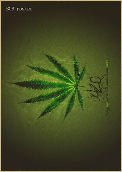 420 Poster's