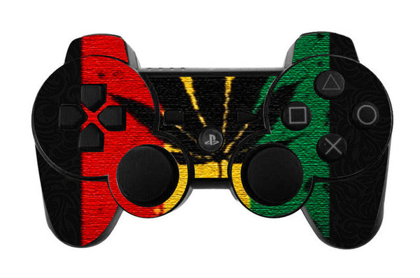 Weed Decal Cover For Sony Playstation 3 Controller