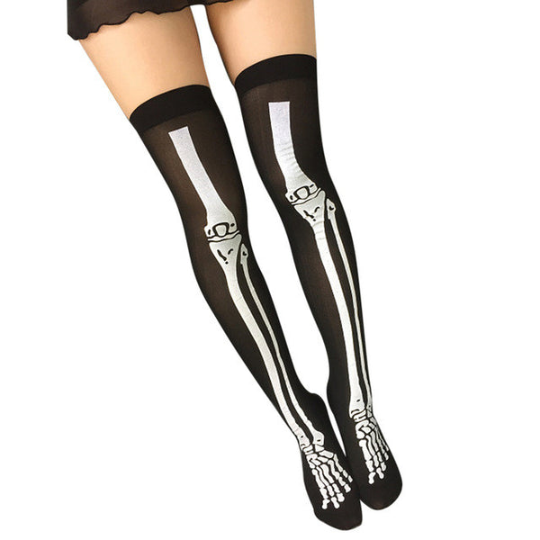 Knee High Female Stockings