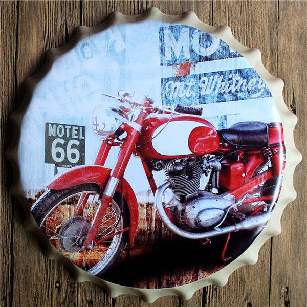 American Chopper Metal Tin 40 CM