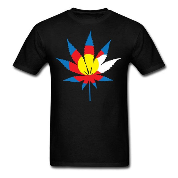 Colorado Weed T Shirt