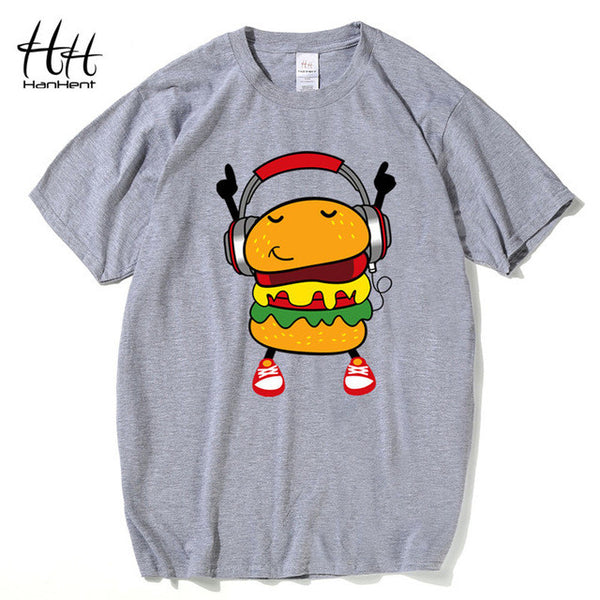 DJ Hamburger T Shirt