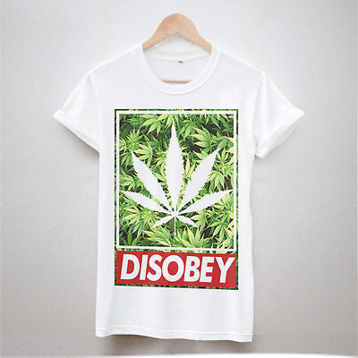DISOBEY WEED T Shirt