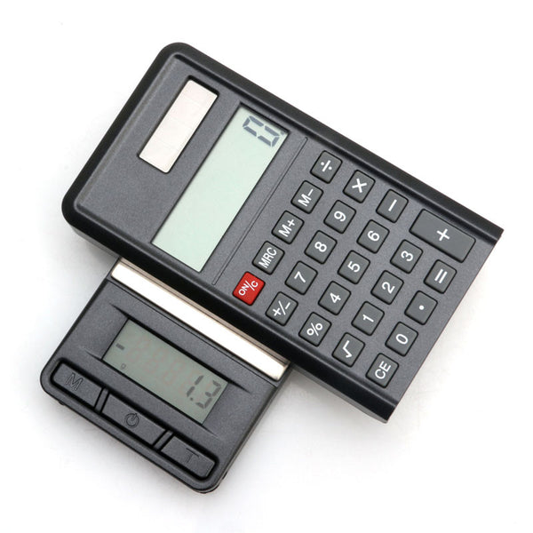 Back To School Functioning Calculator + Scale 1000g/0.1g