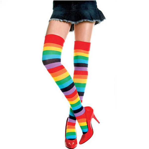 Female Knee High Stockings