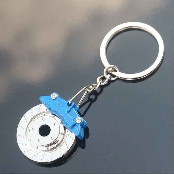 Brembo Style Key Chain
