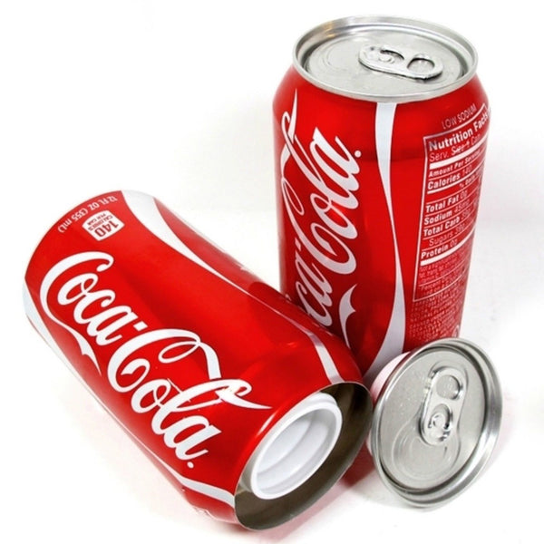 Coke Stash Can