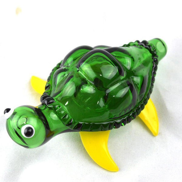 "Turtle Pipes 5"" inch"