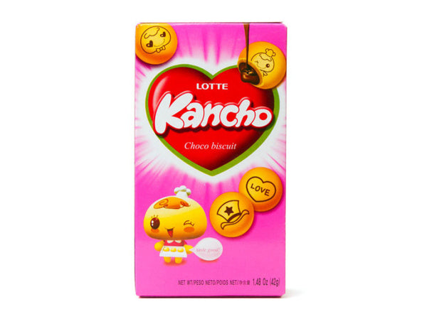 Kancho Choco Biscuit