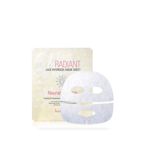 Banila Co. It Radiant Lace Hydrogel sheetmask - Nourishing
