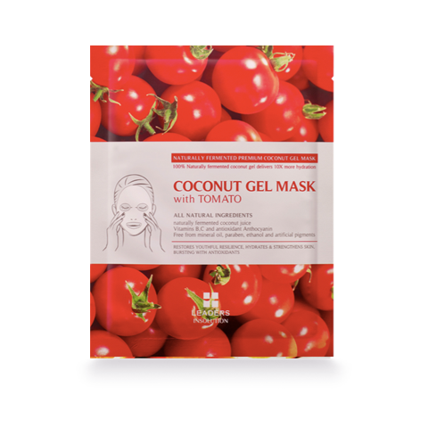 Leaders Coconut Gel Mask with Tomato