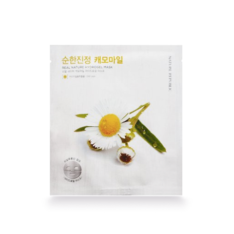 Nature Republic Camomile Hydrogel Mask