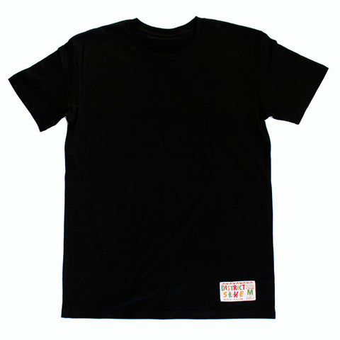 Black Label T-Shirt - District 5ive