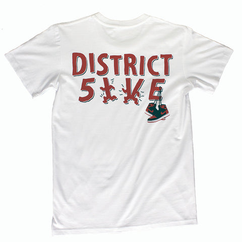 Bred - District 5ive - 1