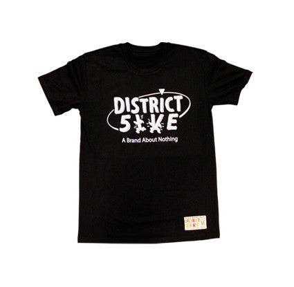 Nothing T-Shirt - District 5ive