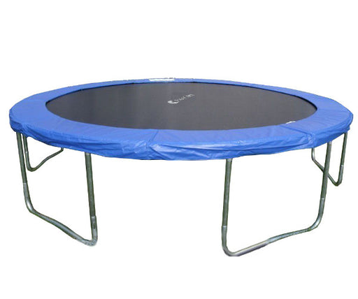 ExacMe 8-16FT Round Trampoline Steel Frame w/ Safety Spring Cover Jumping Mat 6180 T008-T016