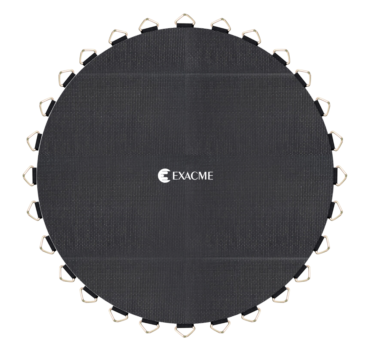 ExacMe Replacement Jumping Mat Weatherproof for 8 10 12 13 14 15 16ft T-series Trampoline 6180-T-JM