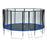 ExacMe 15 Foot Outer Trampoline with Premium Enclosure Carbon Fiber Rod, 400 LBS Weight Limit, L15