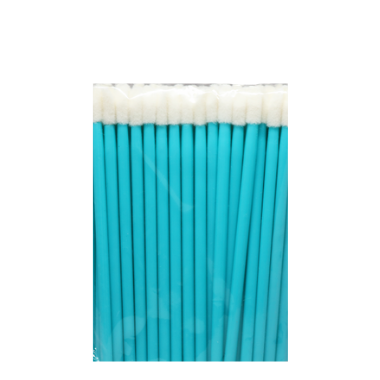 Blue Eyelash Extensions Lash Wash Brush