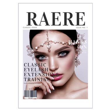 Classic Eyelash Extensions Training - RAERE