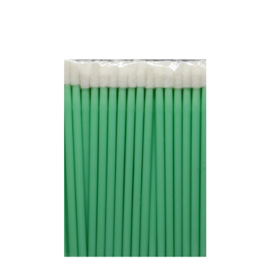 Green Eyelash Extensions Lash Wash Brush