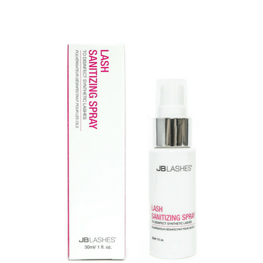 JB LASHES Lash Sanitizing Spray - RAERE