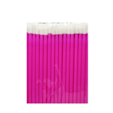 Pink Eyelash Extensions Lash Wash Brush
