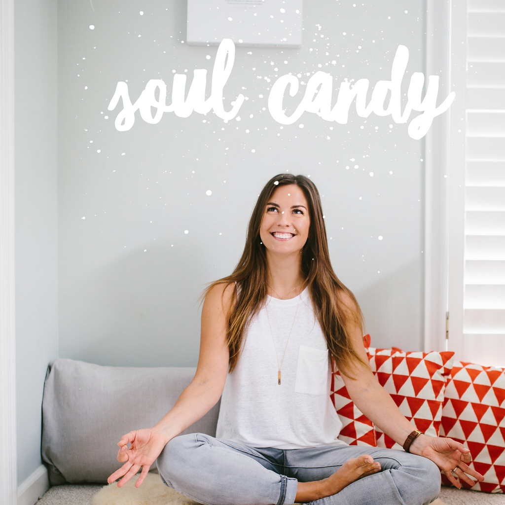 ... a little candy for your soul: introducing Soul Candy!