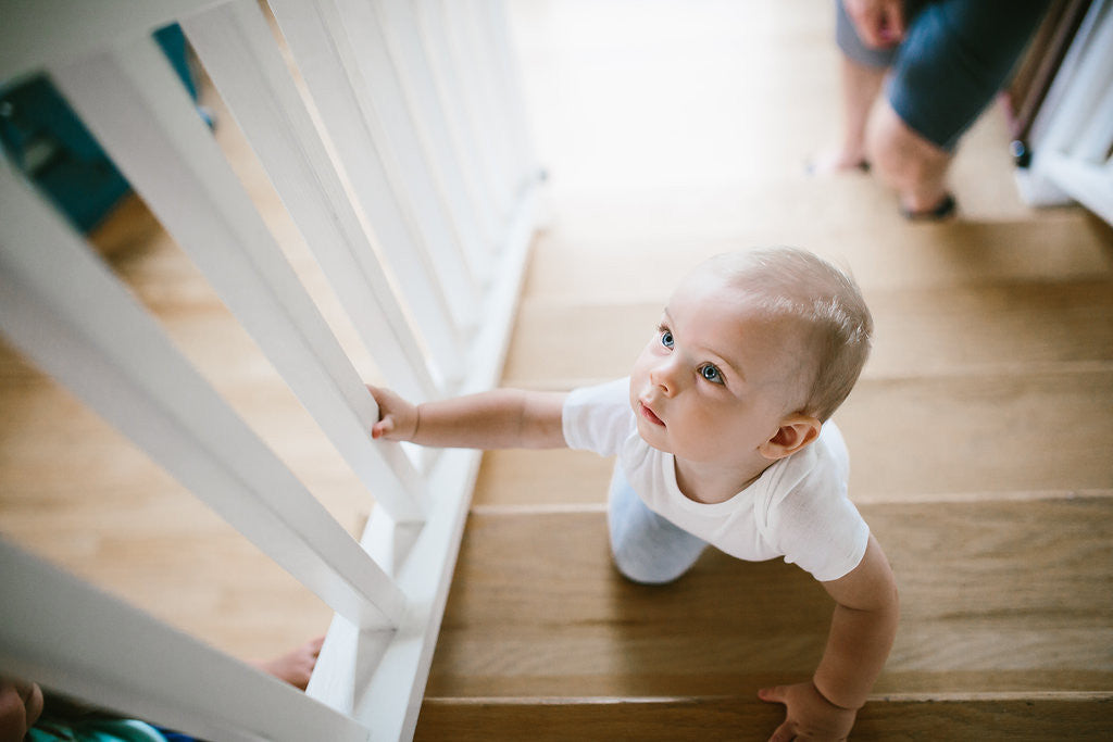 Six Steps to Encourage Your Baby to Lead an Active Life