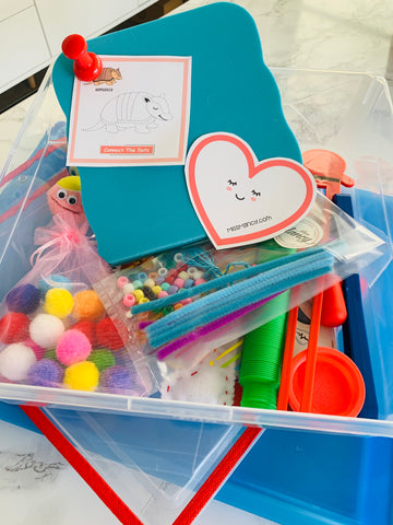 Miss Mancy's Fine Motor Kit! NOW SHIPPING ACROSS THE USA!