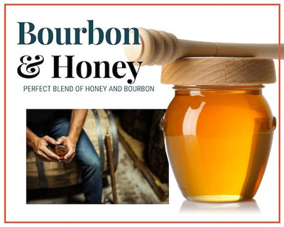 Honey - 1 LB Bourbon Honey