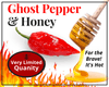 Honey - 1 LB Ghost Pepper Infused Honey