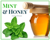 Honey - 1 LB Mint Infused Honey