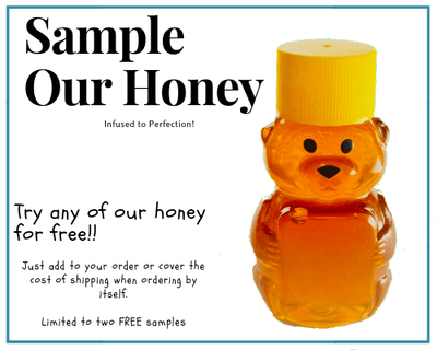Honey - 2 Oz. Free Sample