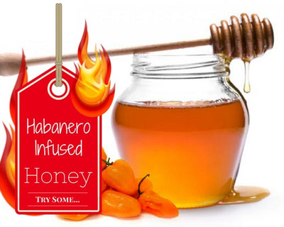 Honey - Summer Grilling Set Of Crafted Infused Honeys