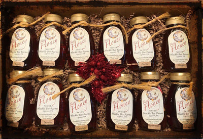 Honey - The Honey Lover Sampler Gift Set