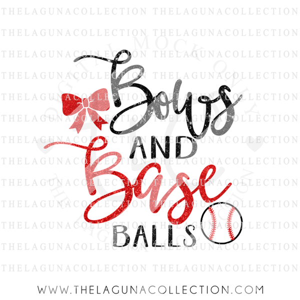 bows-and-baseballs-svg-file