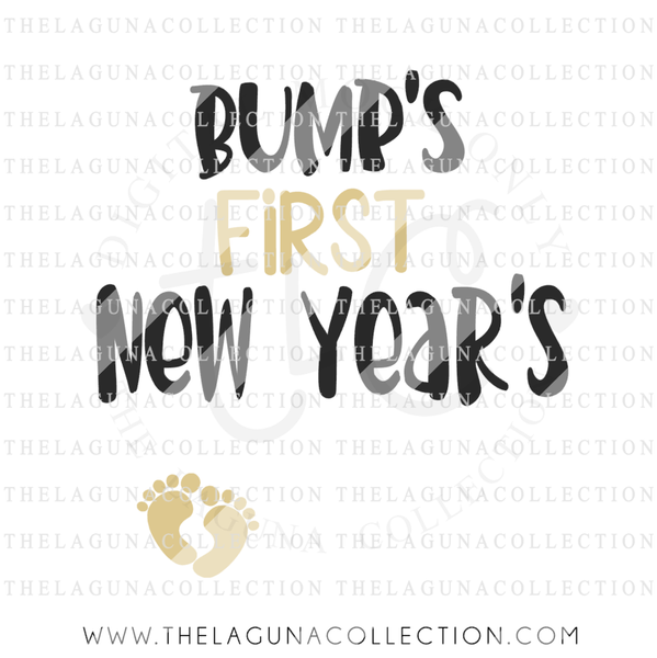bumps-first-new-year-svg-file