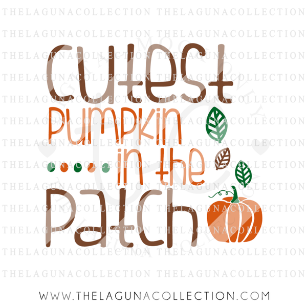 cutest-pumpkin-in-the-patch-svg-file-fall-svg