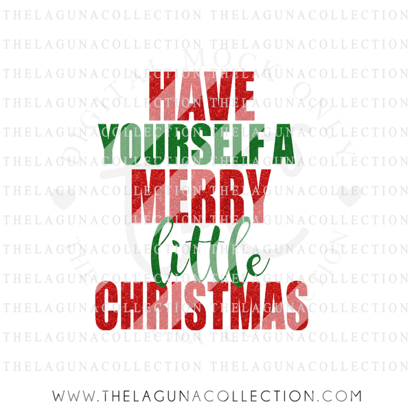 have-yourself-a-merry-little-christmas-svg-file