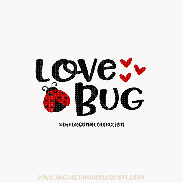 Love Bug SVG File