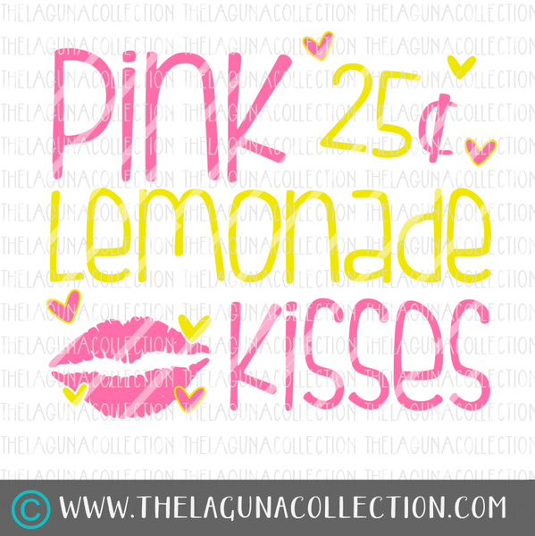 Pink Lemonade Kisses