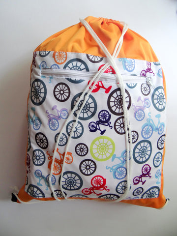 Drawstring Wetbag - Cycle