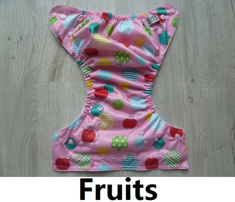 Sunbaby Pocket Diaper Size 2 - Fruits