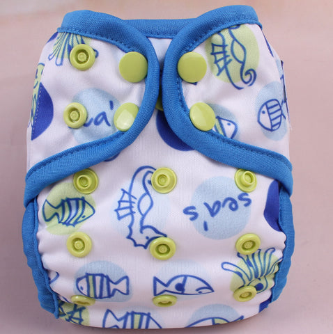 Newborn Diaper Cover - Sea's Jewels