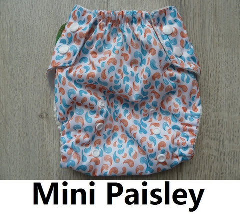 Sunbaby Bamboo Training Pant - Mini Paisley