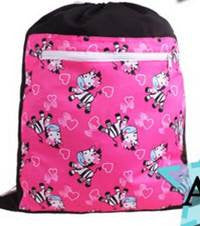 Drawstring Wetbag - Pinky Ponky