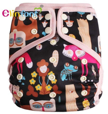 One-size Diaper Cover - Silent Valley