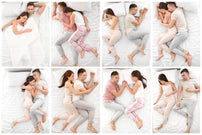 Couple Sleeping Positions For A Better Night of Sleep